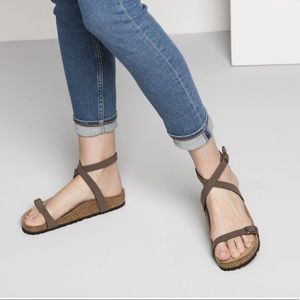 Birkenstock Daloa Birkibuc Sandals